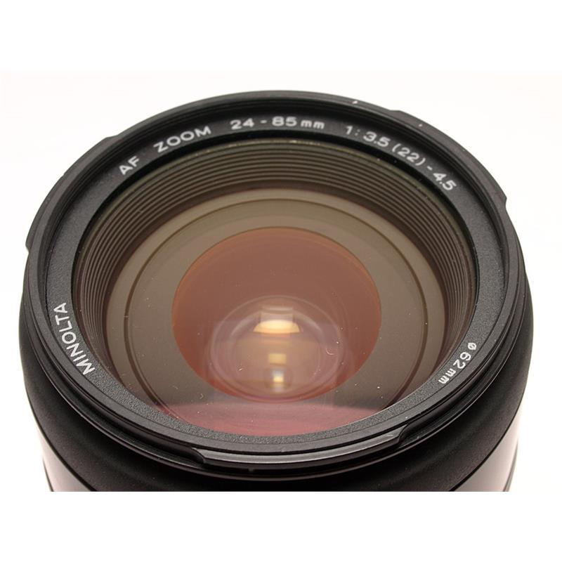 Minolta 24-85mm F3.5-4.5 AF Thumbnail Image 1