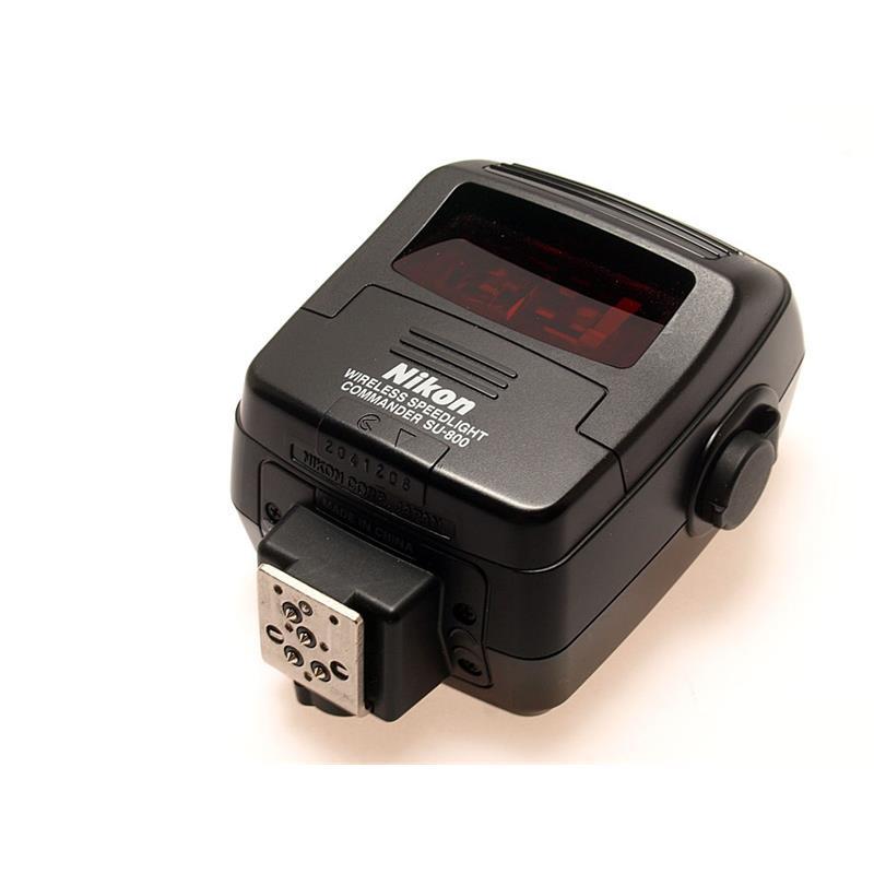 Nikon SU800 Wireless Commander Thumbnail Image 0