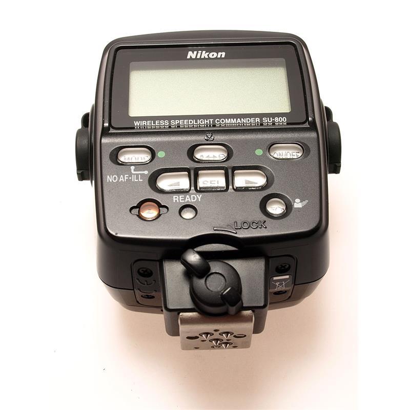 Nikon SU800 Wireless Commander Thumbnail Image 1