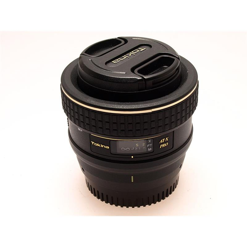 Tokina 35mm F2.8 ATX Pro DX Macro - Nikon AF Thumbnail Image 0