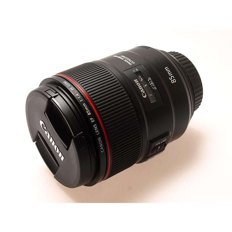 Canon 85mm F1.4 L IS USM Thumbnail Image 0