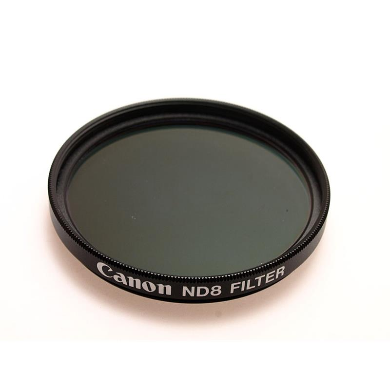 Canon 46mm Neutral Density ND8x Image 1