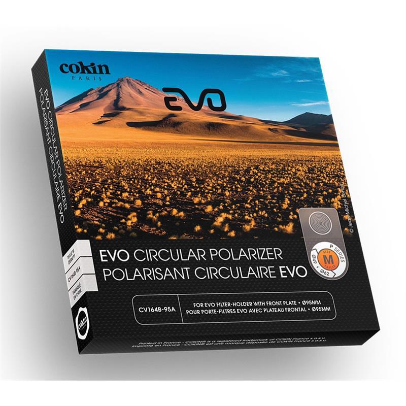 Cokin 95mm Circular Polarising Filter EVO - P Series (M) Thumbnail Image 0