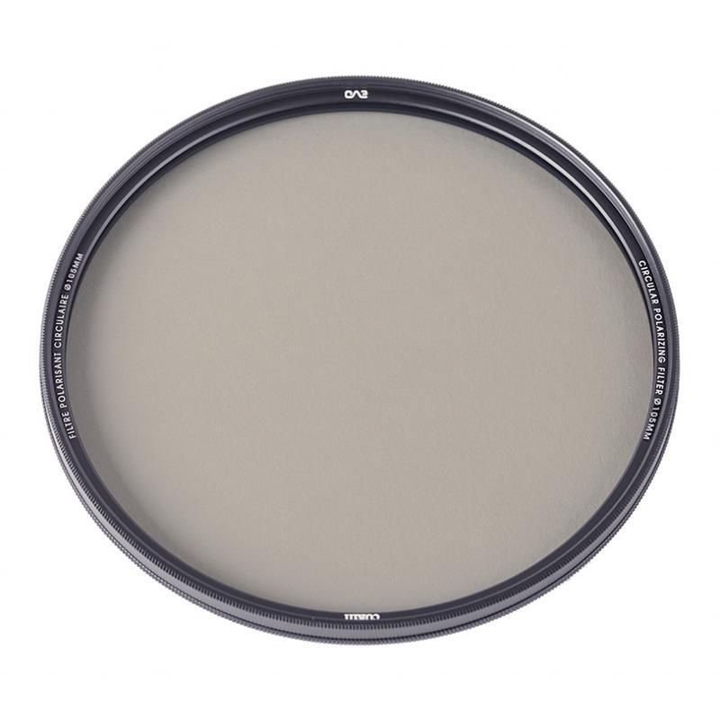 Cokin 105mm Circular Polarising Filter EVO - Z Pro Series (L) Thumbnail Image 1