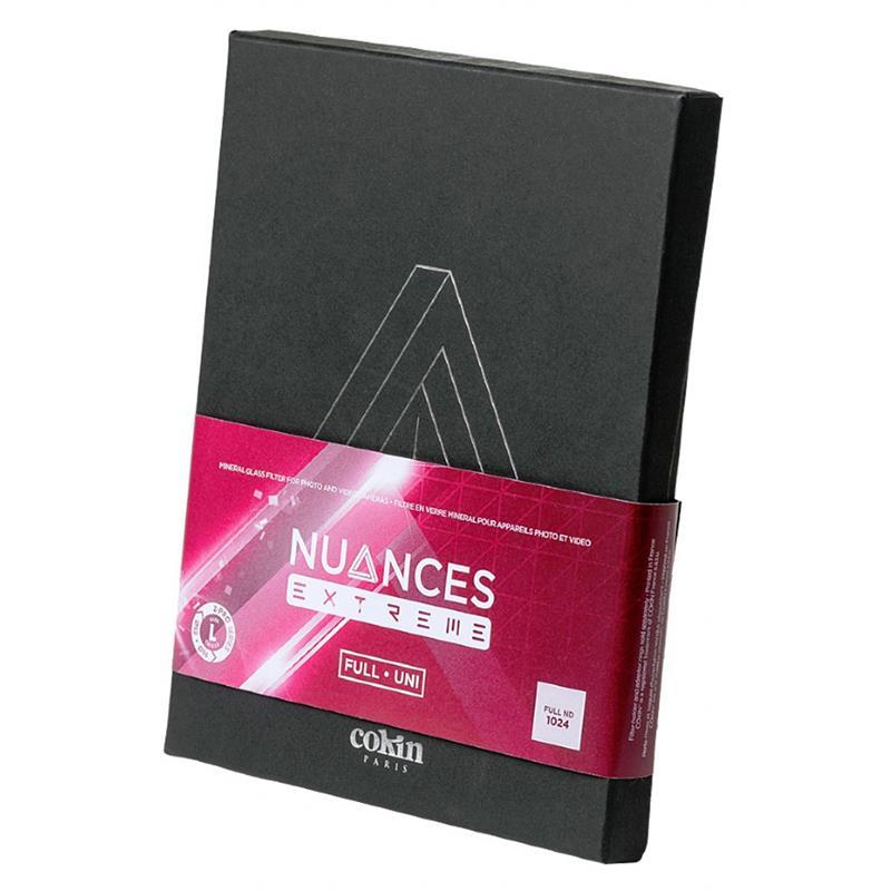 Cokin Nuances Extreme Neutral Density - ND1024 (10 Stops) - Z Pro Series (L) Thumbnail Image 1