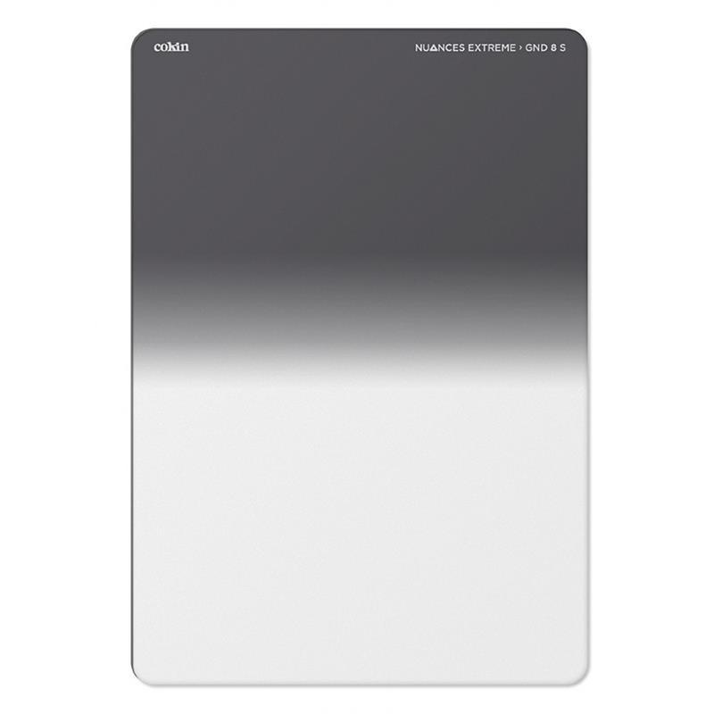 Cokin Nuances Extreme Soft Grad - ND8 (3 Stops) - Z Pro Series (L) Thumbnail Image 0
