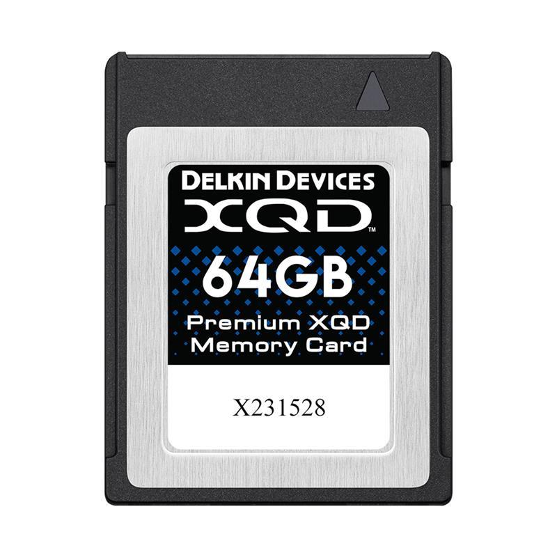 Delkin 64GB XQD 2933X Image 1