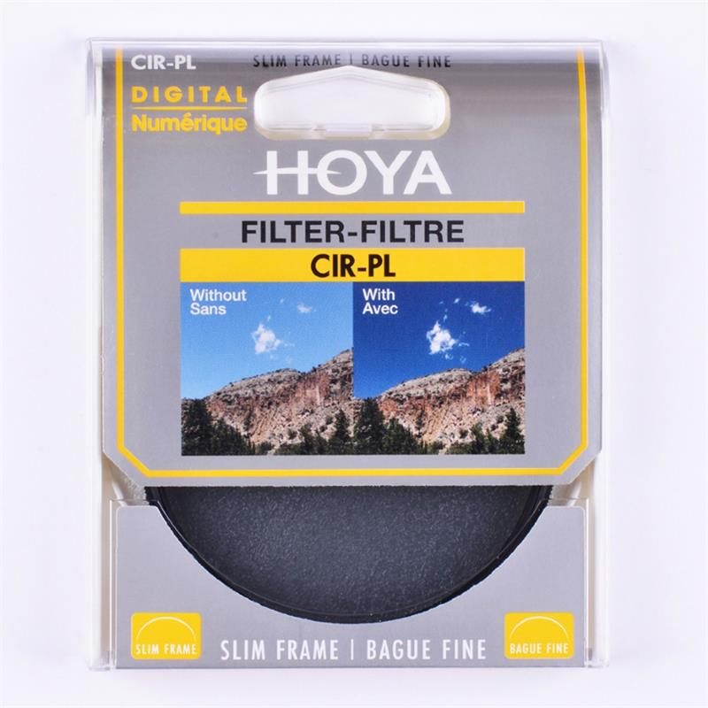 Hoya 67mm Slim PL CIR - (New) Image 1