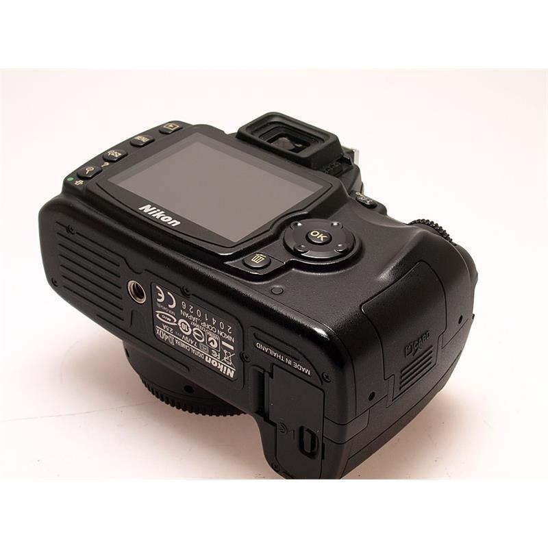 Nikon D40X Body Only Thumbnail Image 2