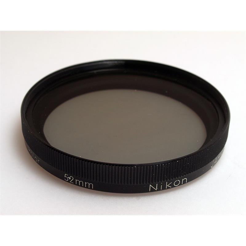 Nikon 52mm Polariser Image 1