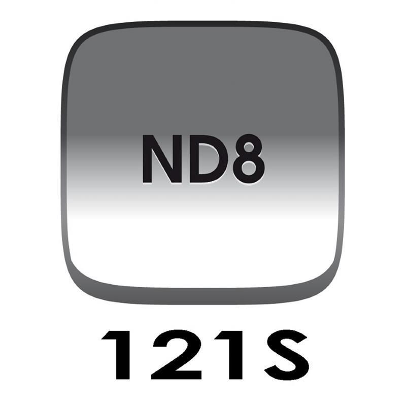 Cokin Z121S Neutral Grey Grad ND8X - Z Pro Series (L) Thumbnail Image 0