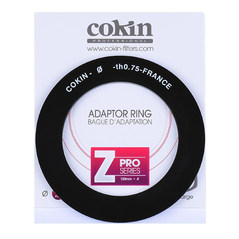 Cokin 82mm Adapter Ring - Z Pro Series (L) Thumbnail Image 0