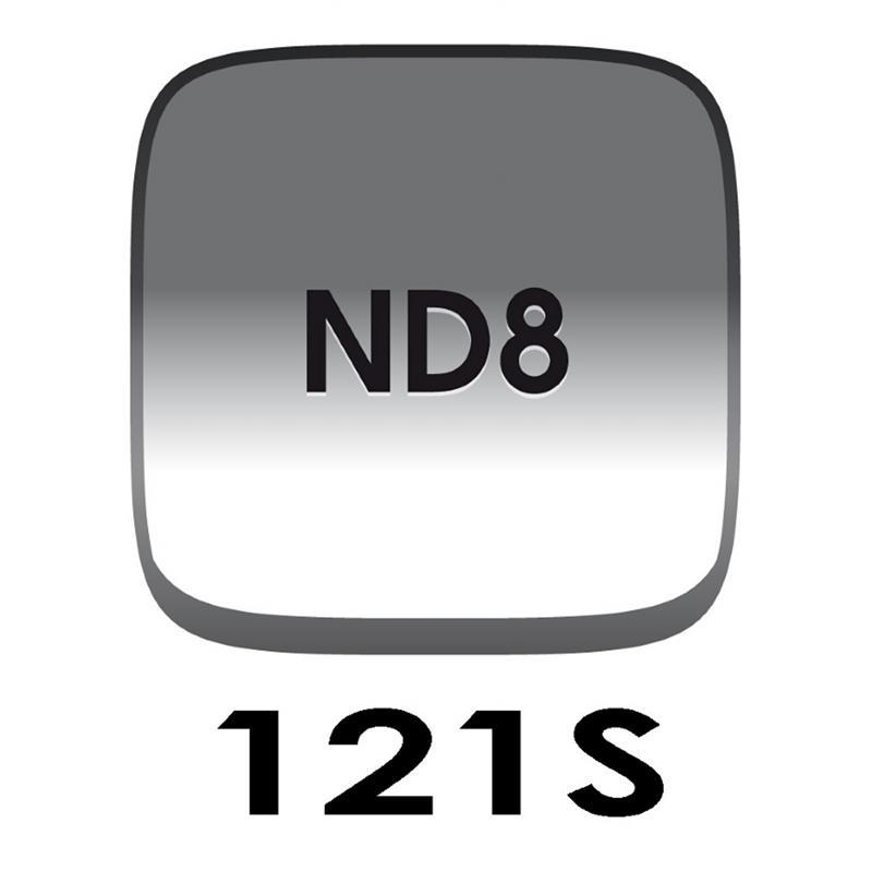 Cokin P121S Grad Grey G2 Sft (ND8) Thumbnail Image 0