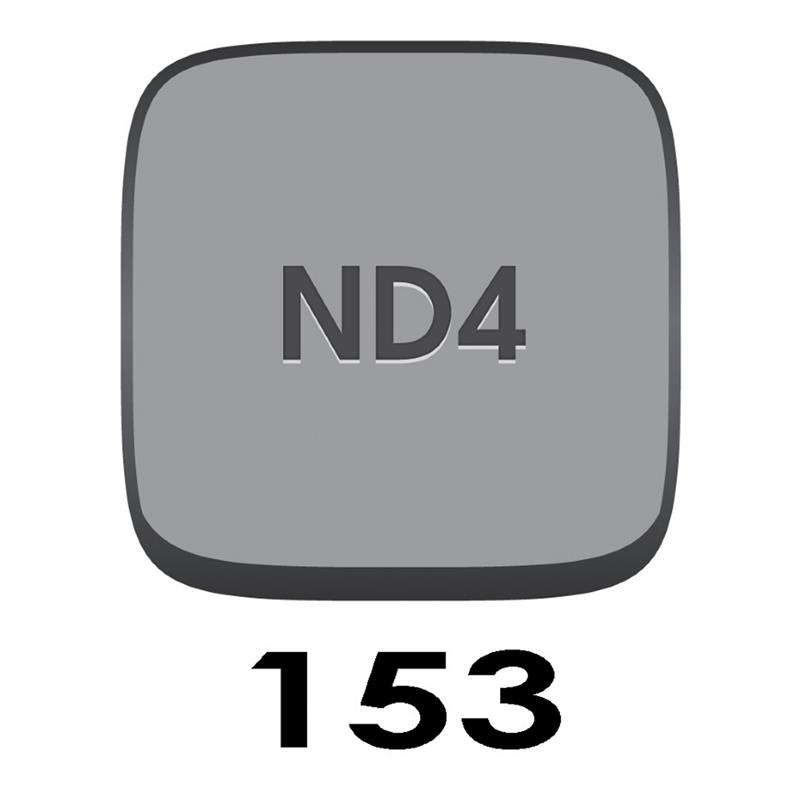Cokin P153 Neutral Grey ND4X - P Series (M) Image 1