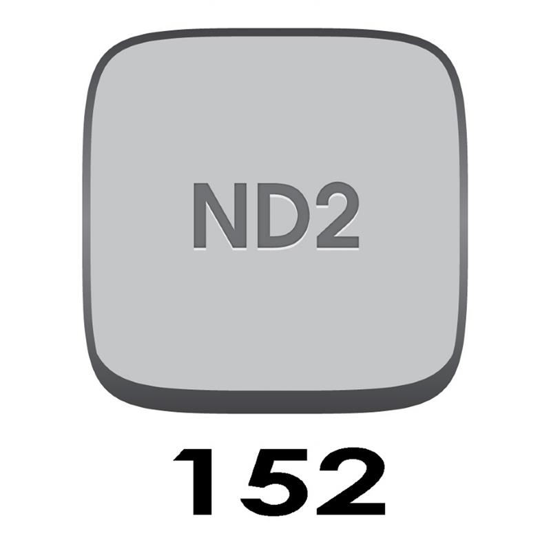 Cokin P152 Neutral Grey ND2X Image 1