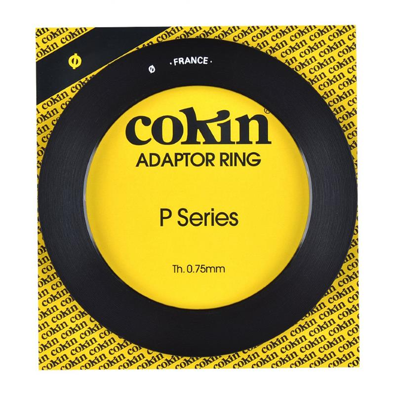 Cokin 49mm Adapter Ring - P Series (M) Thumbnail Image 0