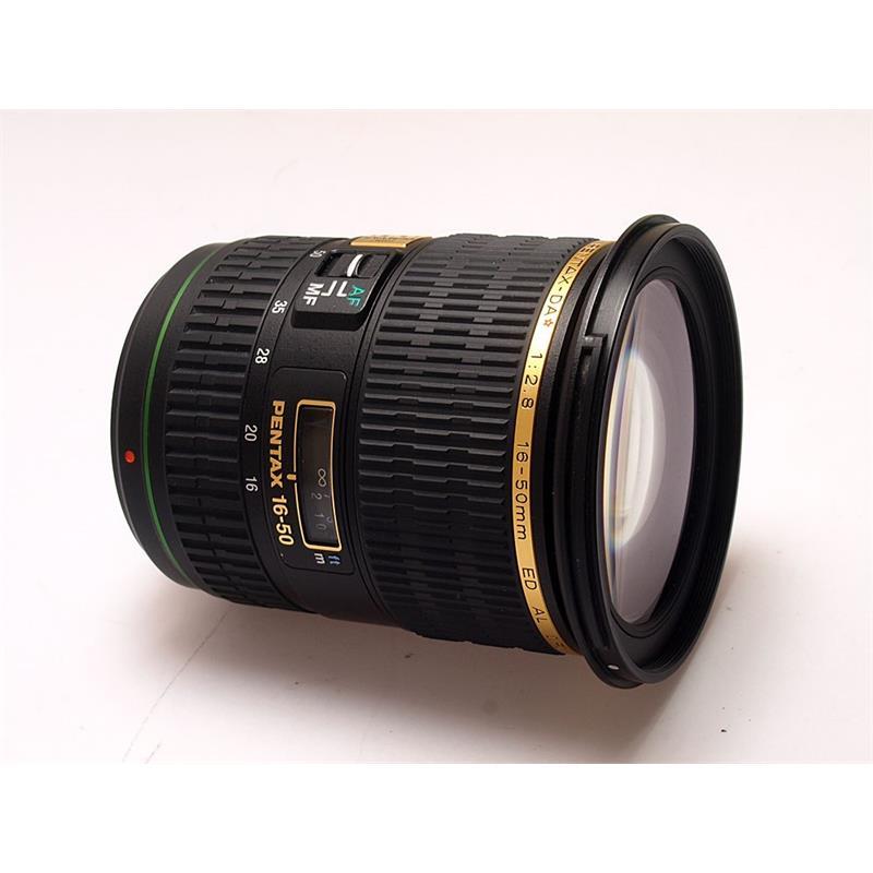 Pentax 16-50mm F2.8 A* DA SDM Thumbnail Image 2