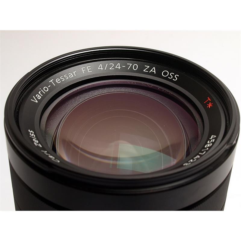 Sony 24-70mm F4 FE ZA OSS Thumbnail Image 1