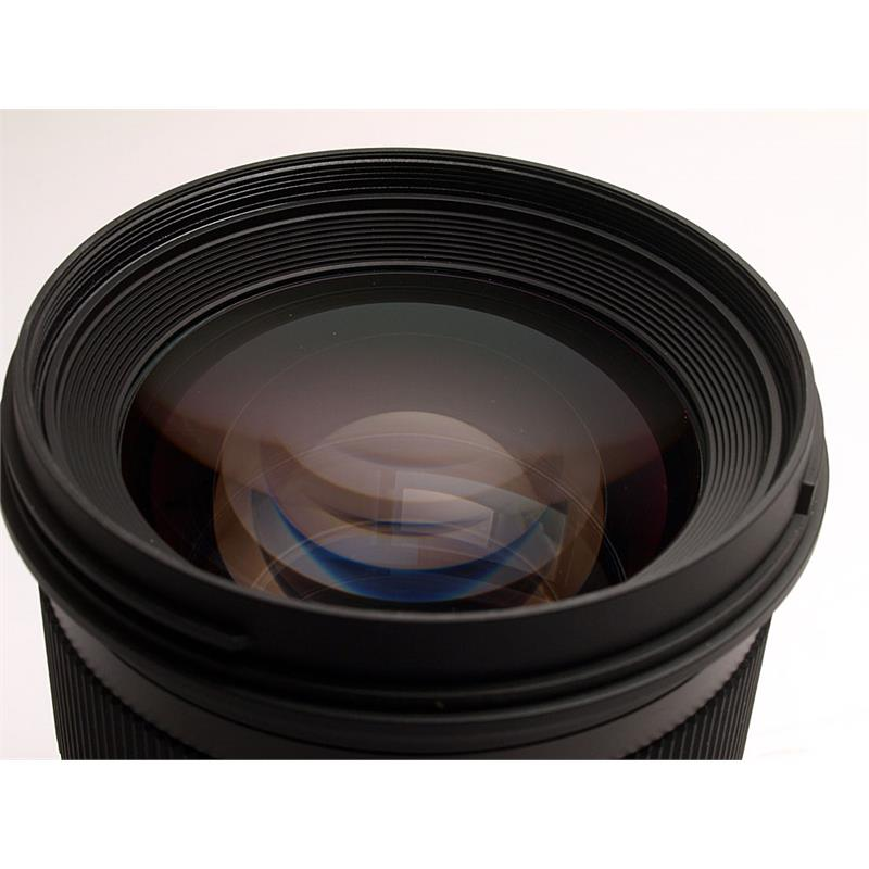 Sigma 50mm F1.4 DG HSM A - Canon EOS Thumbnail Image 1