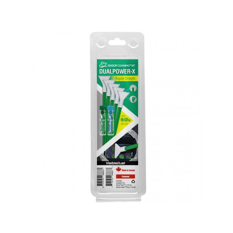 Visible Dust Dual Power Regular Strength 1.6x - EZ Sensor Cleaning Kit Image 1