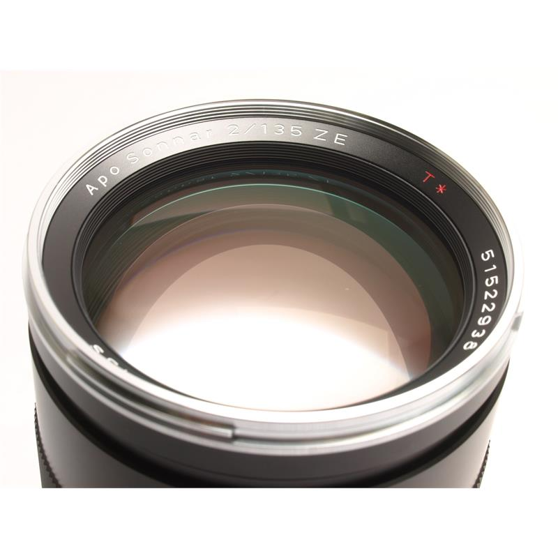 Zeiss 135mm F2 Apo Sonnar T* ZE Thumbnail Image 1
