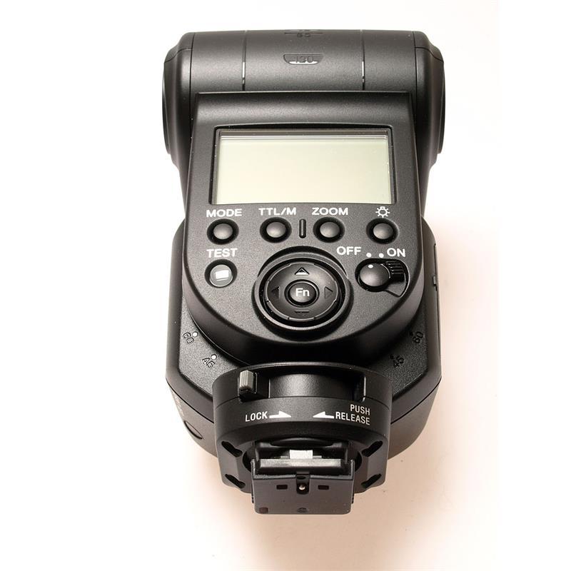 Sony HVL-F43M Flash Thumbnail Image 1