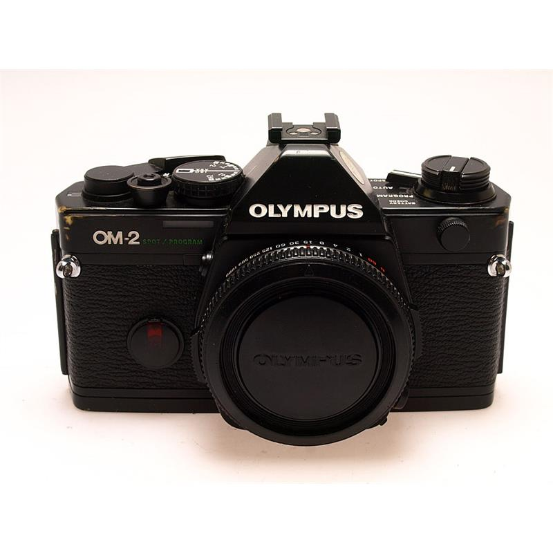 Olympus OM2SP Body Only - Black Thumbnail Image 0
