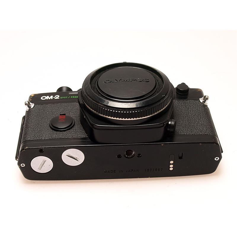 Olympus OM2SP Body Only - Black Thumbnail Image 2