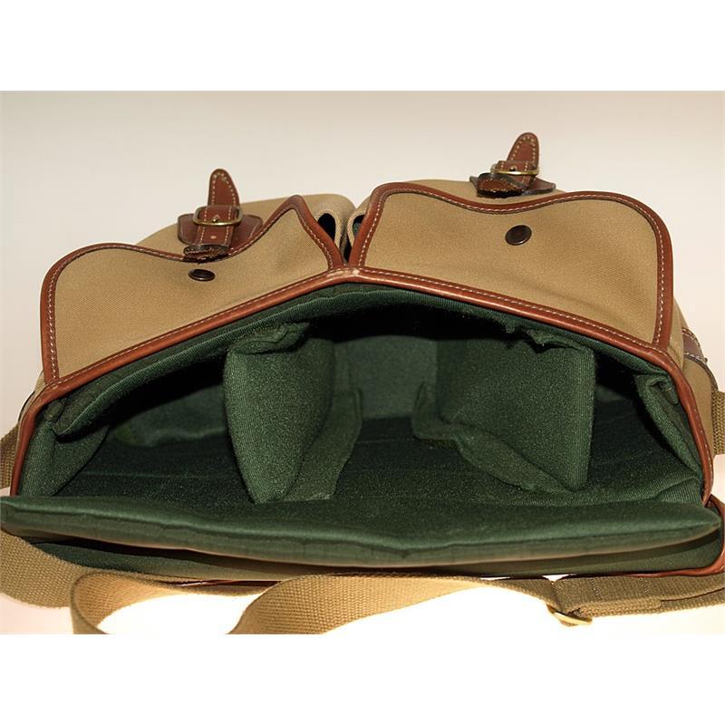 Billingham Hadley Large - Khaki / Tan Thumbnail Image 2