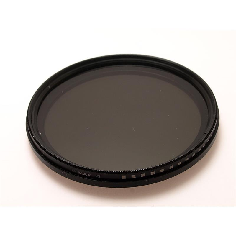 Hama 67mm Neutral Density Vario 2-400x Image 1
