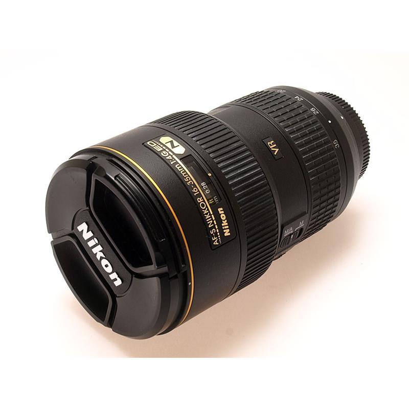 Nikon 16-35mm F4 G AFS ED VR Thumbnail Image 0