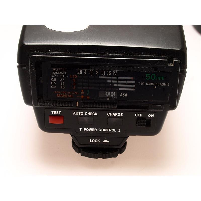 Olympus T10 Ringflash + T Power Control 1 Thumbnail Image 1