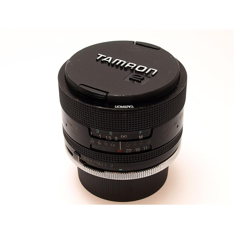 Tamron 24mm F2.5 - Contax SLR Image 1