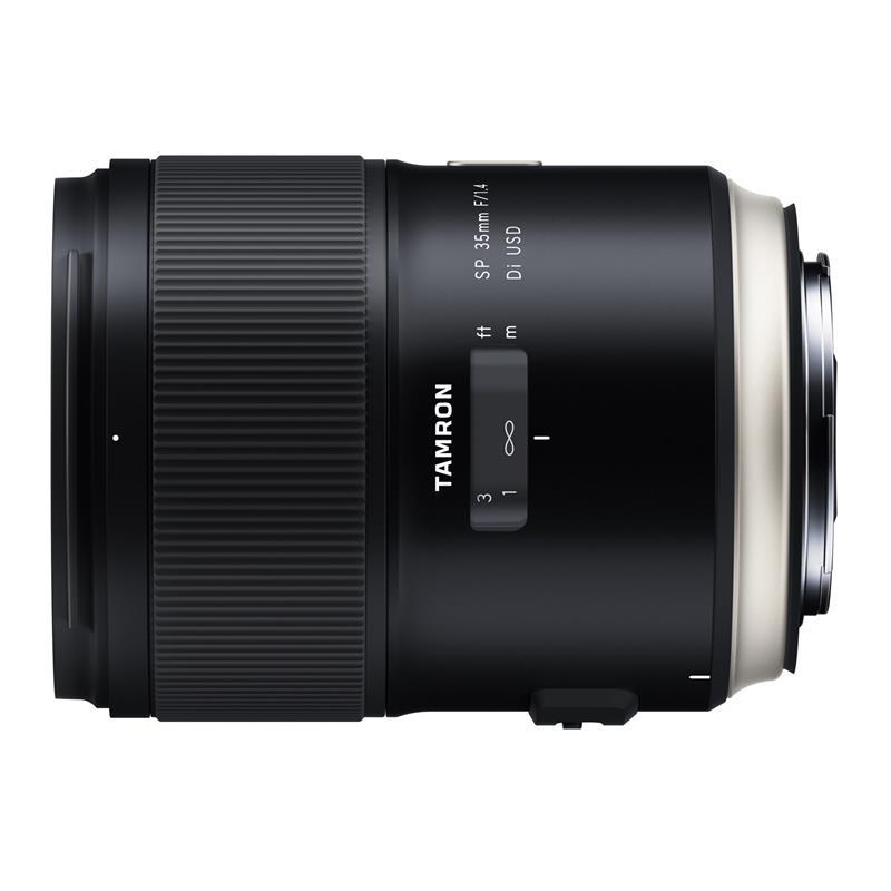 Tamron 35mm F1.4 Di USD - Nikon AF Thumbnail Image 0