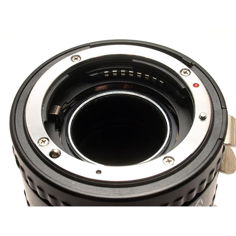 Xit Photo Extension Tube Set DG - Nikon Thumbnail Image 1