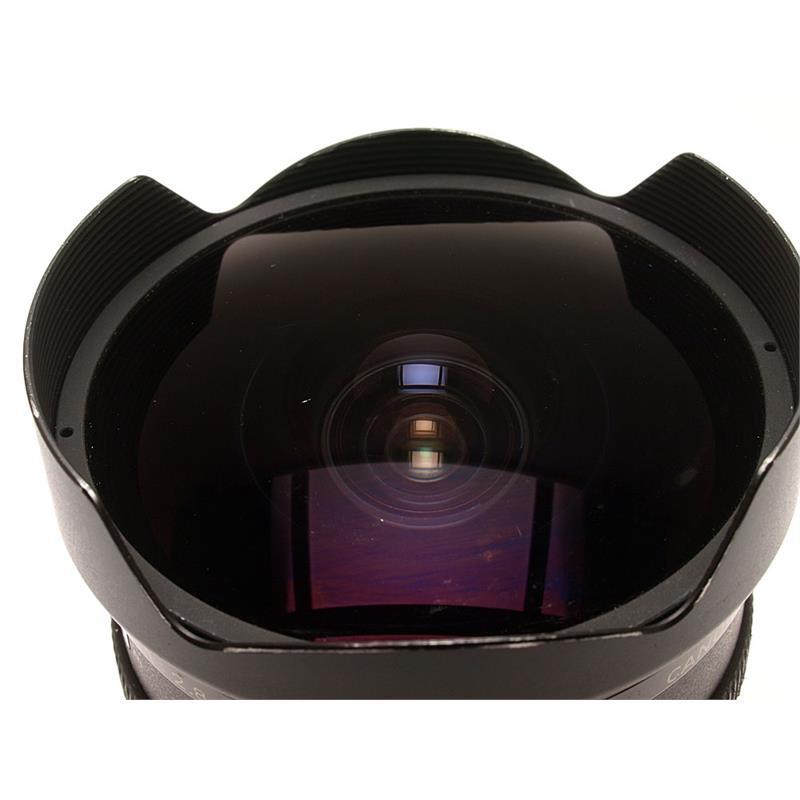 Canon 15mm F2.8 EF Fisheye Thumbnail Image 1