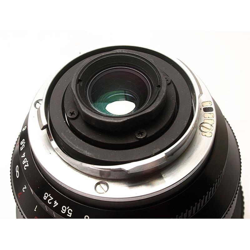 Zeiss 15mm F2.8 ZM - Black Thumbnail Image 2