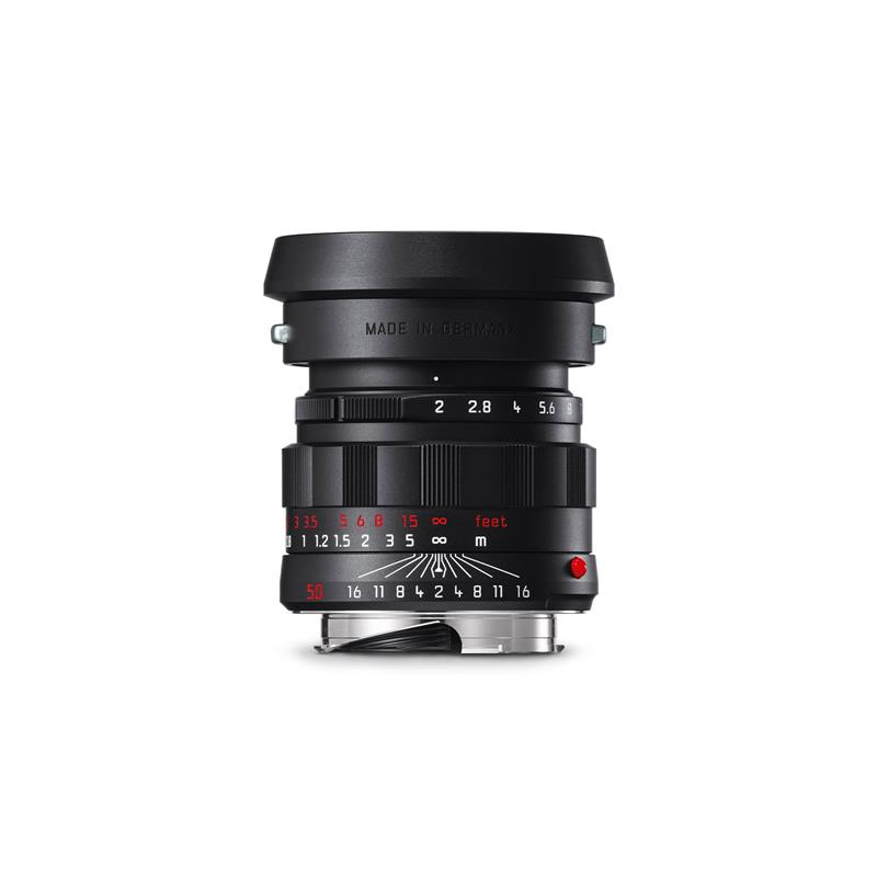 Leica 50mm F2 Apo Asph M Black Chrome Thumbnail Image 2