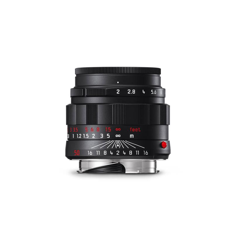 Leica 50mm F2 Apo Asph M Black Chrome Thumbnail Image 0