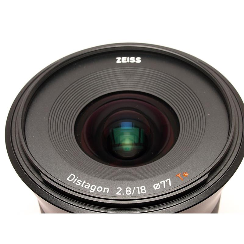 Zeiss 18mm F2.8 Batis Distagon T* - Sony E Thumbnail Image 1