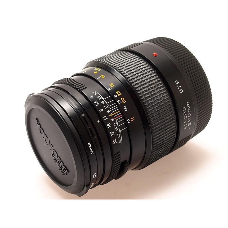 Bronica 110mm F4 PS Macro Thumbnail Image 0