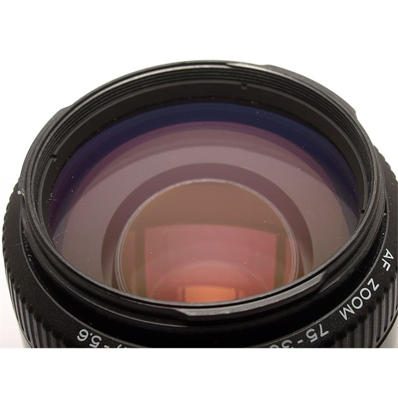 Minolta 75-300mm F4.5-5.6 AF Thumbnail Image 1