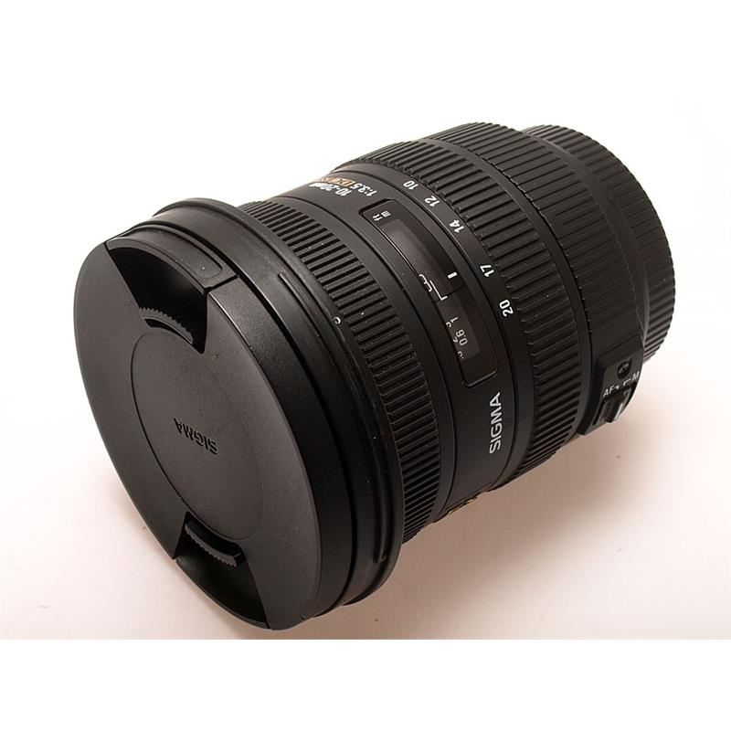 Sigma 10-20mm F3.5 EX DC HSM - Sony AF Thumbnail Image 0