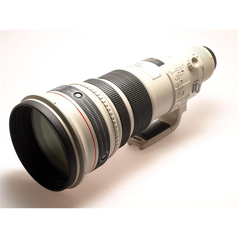 Canon 500mm F4 L IS USM Thumbnail Image 0