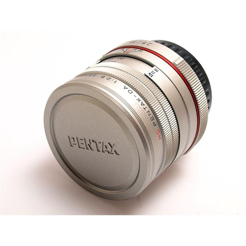 Pentax 35mm F2.8 DA Macro HD Thumbnail Image 0