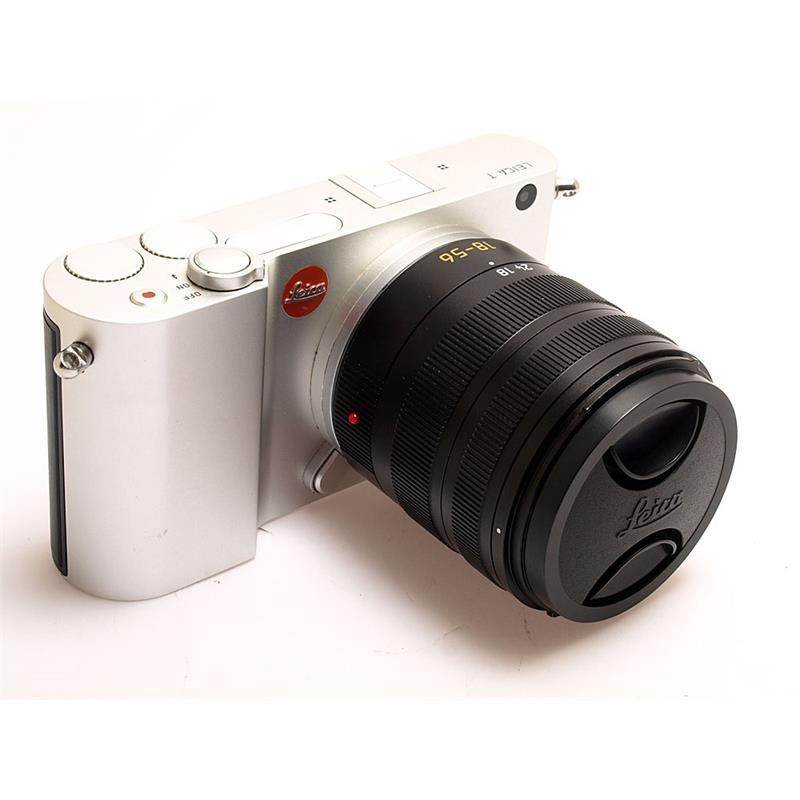 Leica T Silver + 18-56mm Asph Thumbnail Image 0