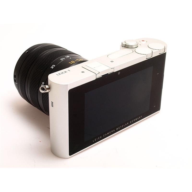 Leica T Silver + 18-56mm Asph Thumbnail Image 1