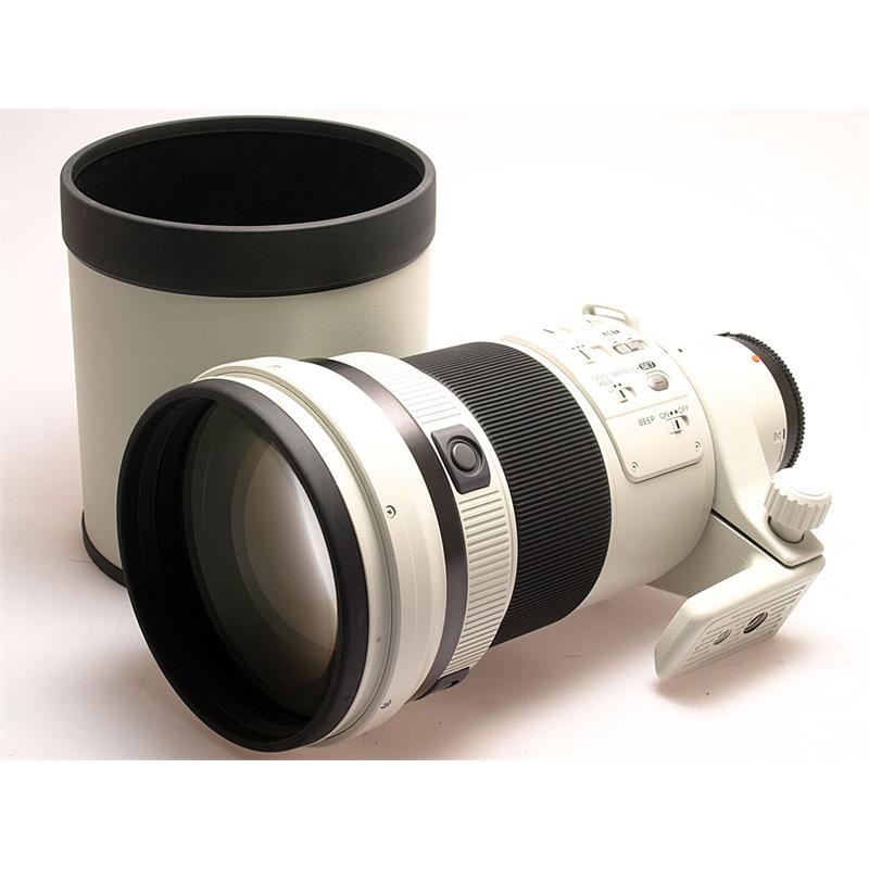 Sony 300mm F2.8 G SSM  Thumbnail Image 0
