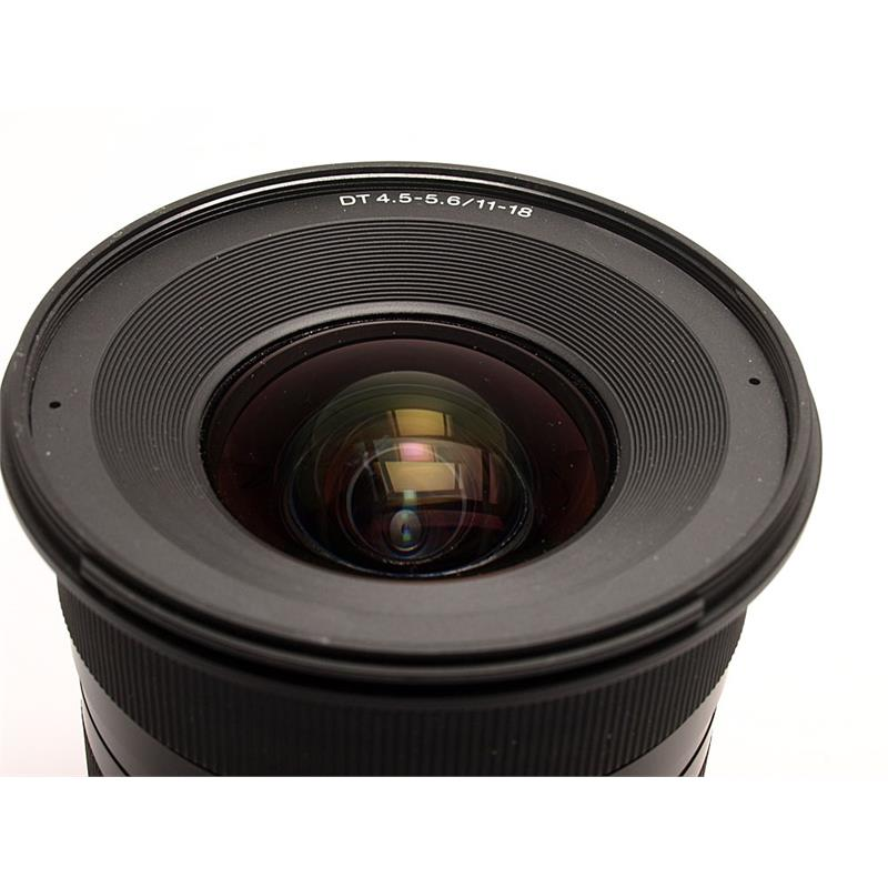 Sony 11-18mm F4.5-5.6 DT Thumbnail Image 1