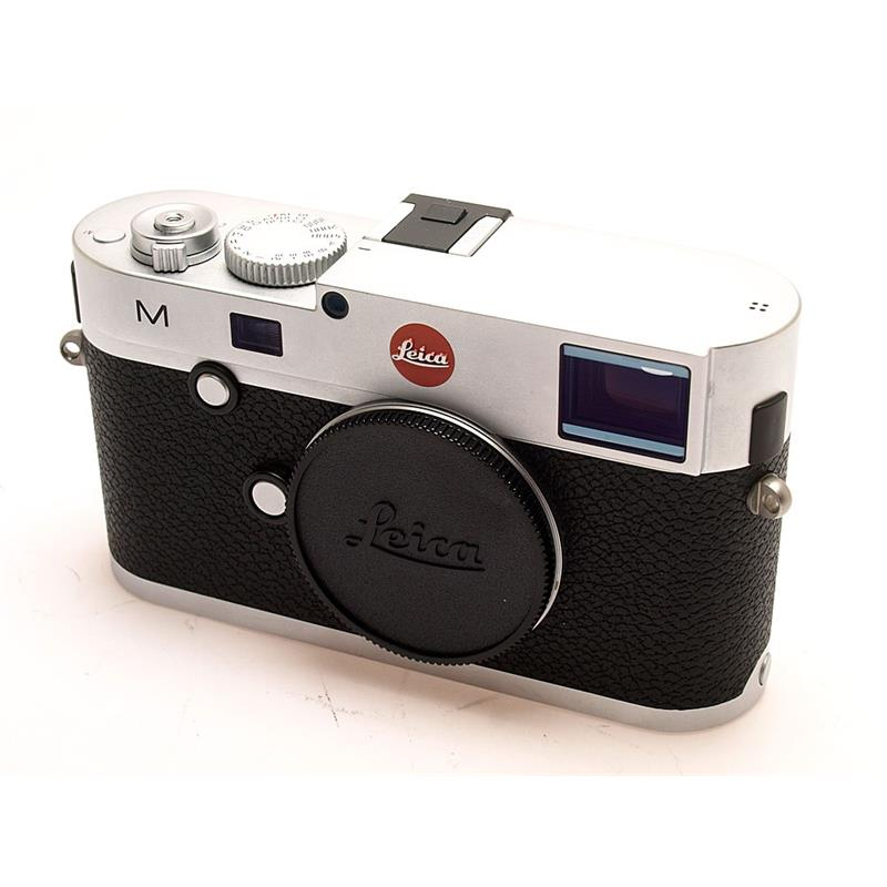 Leica M (Typ 240) Body Only - Chrome Image 1